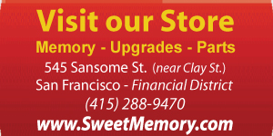 Visit Sweet Memory Store - Computer Memory, Upgrades, Parts and Accessories